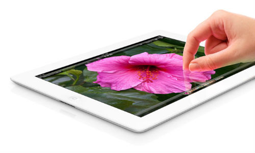 Its new iPad and not iPad 3 or iPad HD