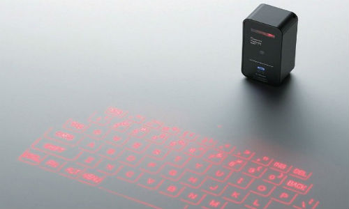 Its time for projection keyboards