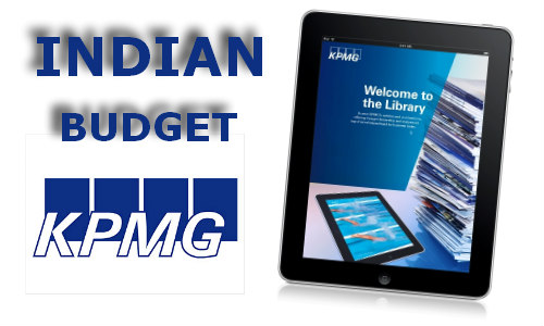 KPMG Tax: Union Budget 2012 Application