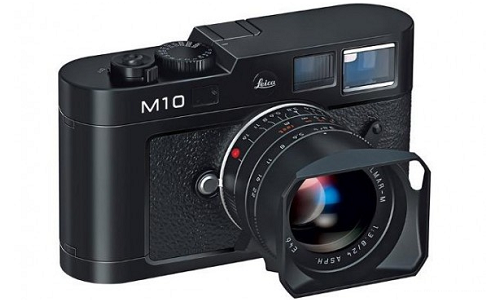 Leica M10 camera launching in May