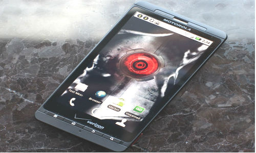 Motorola Droid Fighter model unveiled