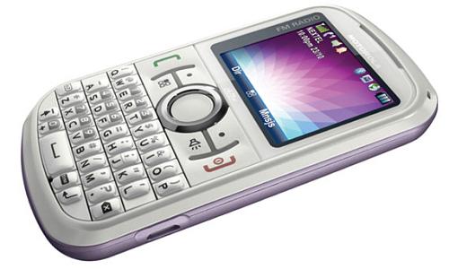 Motorola announced i475w phone