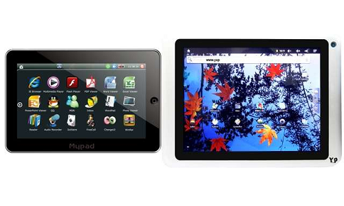 Two new tablets launched in Indian market