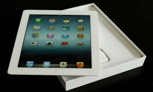 New iPad: Early unboxing
