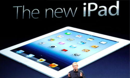 New iPad faces ban in China