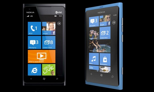 Nokia Lumia 900 has more functions than Lumia 800