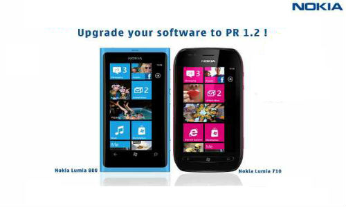 Nokia Lumia 710, Lumia 800 get upgrade