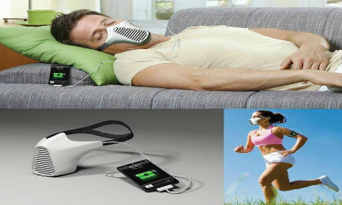 Now charge your phone using your breath