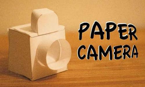 Download Paper Camera app today