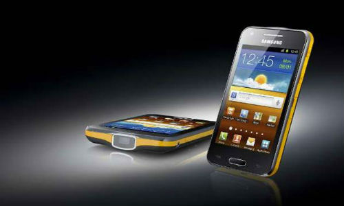 Samsung Galaxy Beam, projector phone comes to India
