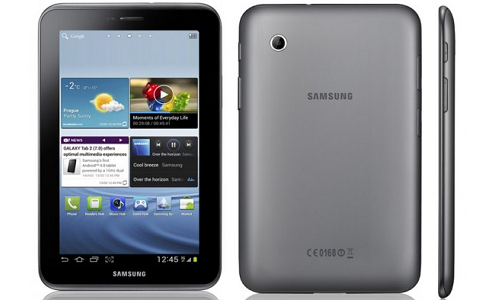 Samsung launches new Galaxy Tab 2.7.0