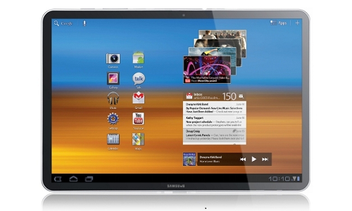 Rumour about 11.6 inch Samsung Tablet