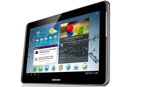 Samsung Galaxy Tab 2 Wi-Fi model review