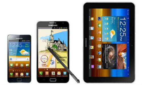 New Samsung Galaxy products