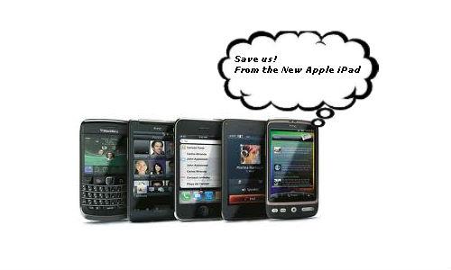Apple new iPad replacing smartphones?