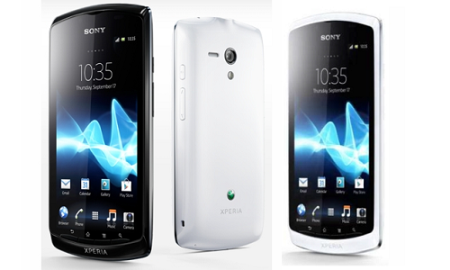 Sony Xperia Neo L: A new smartphone for Chinese market