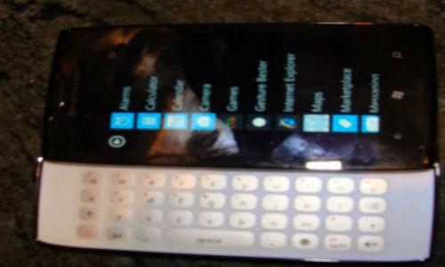 Sony working on a Windows Phone device?