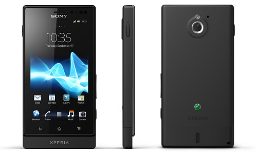 Sony Xperia Sola smartphone is out
