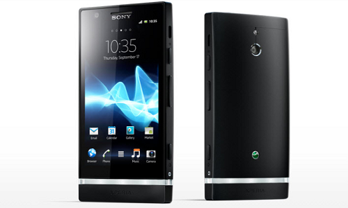 Sony plans for quad core smartphones