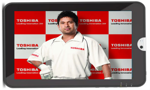 Toshiba come up 13.3 inch concept tablet