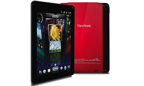 ViewPad E100 Android tablet review