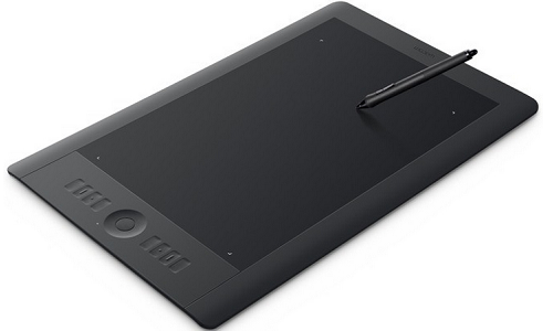 Wacom intuos5 tablet launches in India
