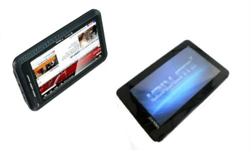 What is common in BSNL and Aakash tablets?