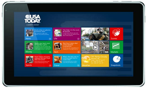 Windows 8 tablet with amazing features