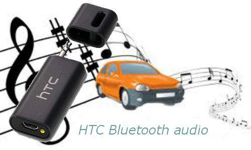 HTC launches new Bluetooth audio device for cars