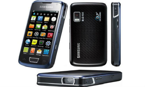 Samsung Galaxy Beam projector phone review