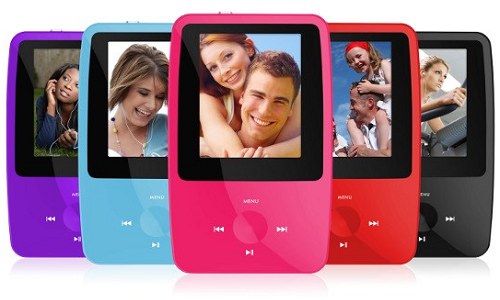 Ematic launches a stylish cheaper MP3 Player