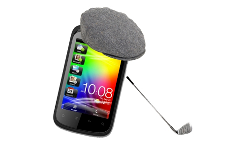 HTC Golf phone to have Android ICS