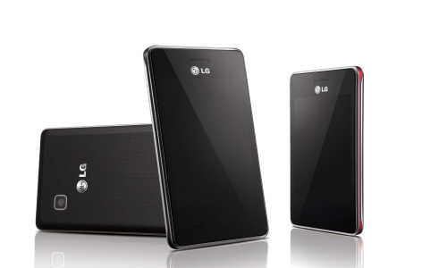 LG announced 2 new phones T375 and T385 in MWC