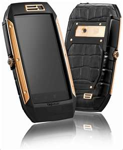 Rs.1,85,000 for Tag Heuer Racer smartphone!