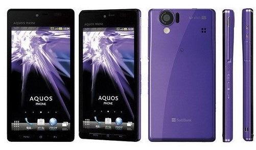 Sharp unveiled new smartphone: SH-06D