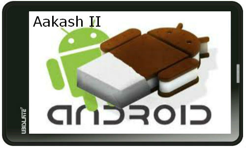 Aakash 2 tablet to receive Android ICS update