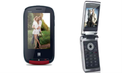 Aaura 3 and Glam 3: Feature phones from iBall