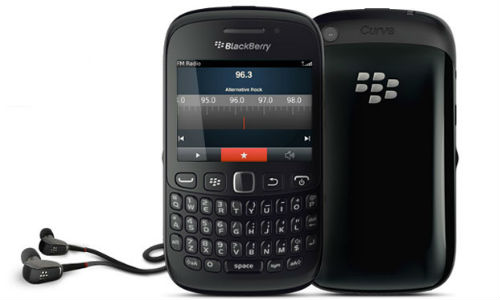 RIM brings out the cheapest Blackberry Curve smartphone in India