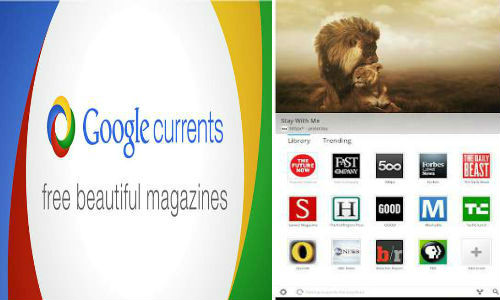 Google Current App for your Android phones and tablets