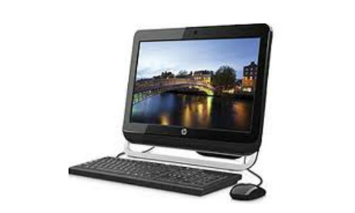 HP Omni 120Z All In One Computer