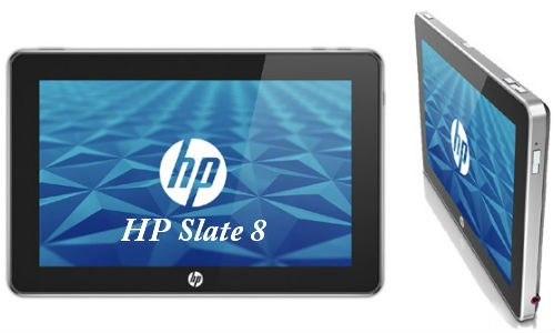 HP plans for Windows 8 Business Tablet
