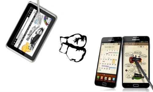 HTC is planning for Samsung Galaxy Note rival