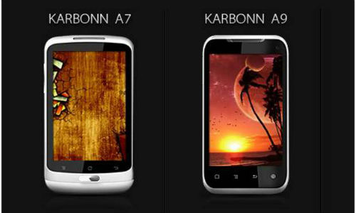 Karbonn to launch two Android phones