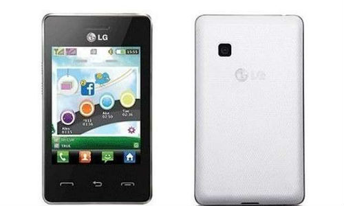 LG Cookie Feature Phone leaks online