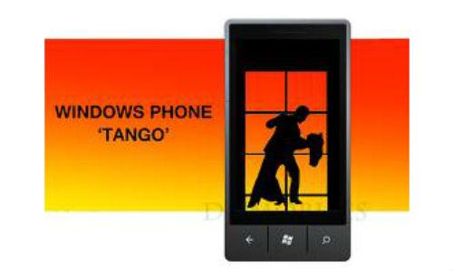 Windows Phone Tango coming in June