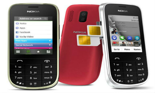 Nokia Asha 202 is available for Rs 4,000