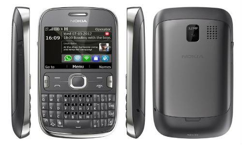 Nokia Asha 302 available in India for Rs 6,285