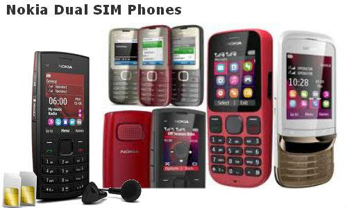 Comparison of Nokia Dual SIM Mobile phones