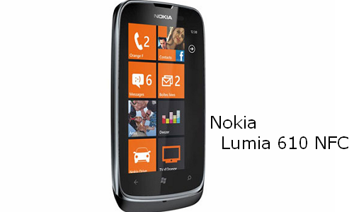 New Nokia 610 NFC version released