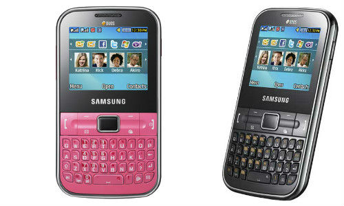 Samsung Chat 322 now available at Rs 3700
